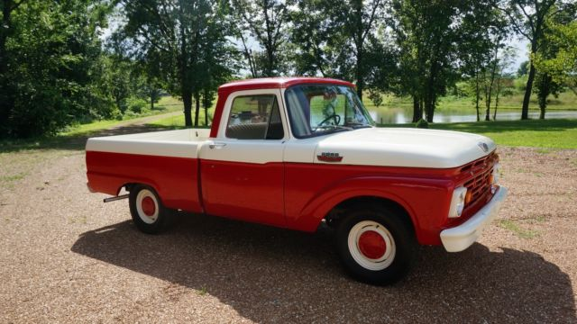 1964 Ford F-100 Short Bed