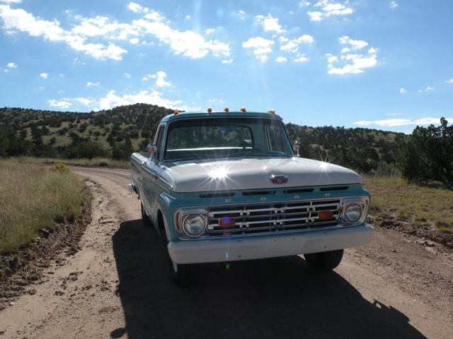 1964 Ford F-100 long bed