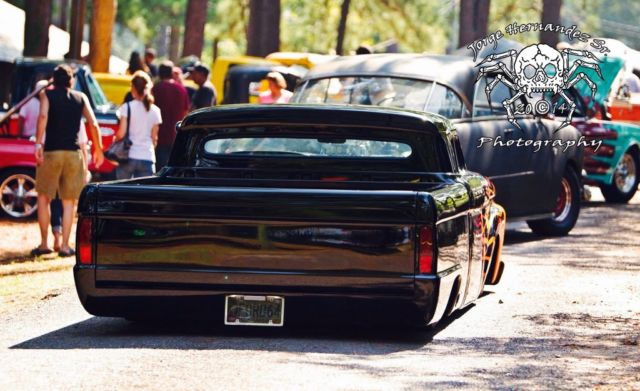 1964 Ford F100 Custom Blown Pro Street Chopped Show Truck Beautiful For Sale Photos