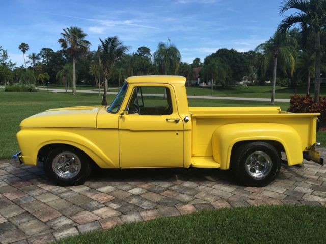 1964 ford f100 frame off restored for sale photos for Ford motor credit franklin tn