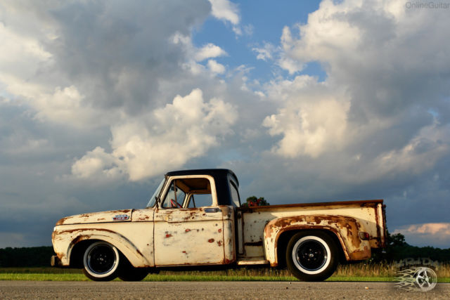 1964 Ford F-100 Patina Hot Rod F100 3100 C10