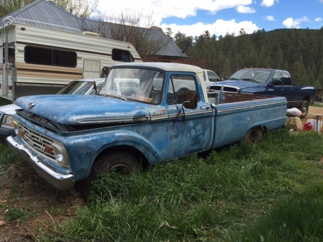 1964 Ford F-100 longbed