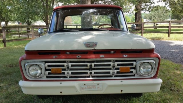 1964 ford f100 truck custom lowered hot rod fuel injected for sale photos technical. Black Bedroom Furniture Sets. Home Design Ideas