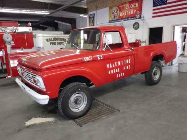 ford   fire truck  sale  technical