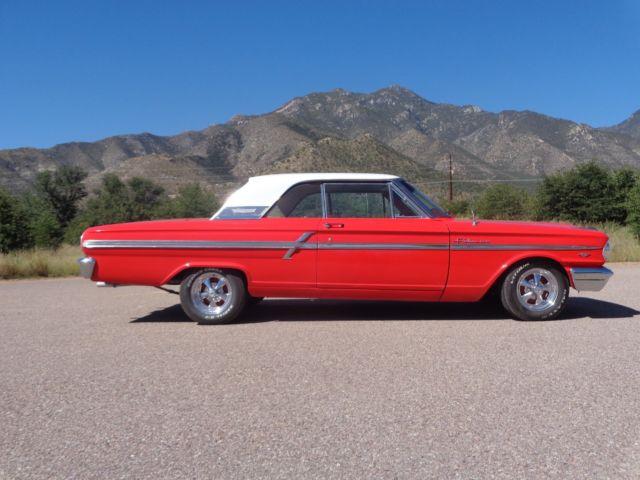 1964 Ford Fairlane 500 @ Door Hardtop for sale: photos, technical