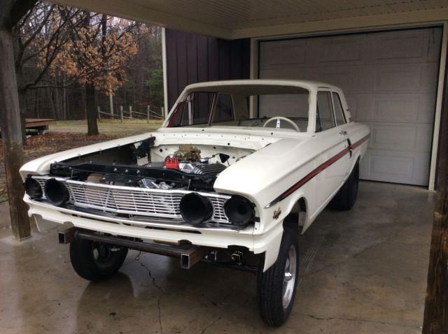 1964 Ford Fairlane Gasser Nostalgia Drag Car for sale