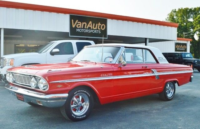 1964 Ford Fairlane Sport Coupe 289 V8