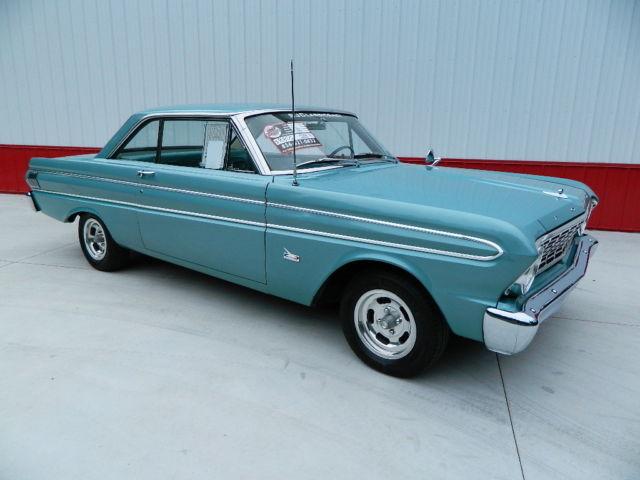 1964 Ford Falcon Futura Teal Survivor for sale: photos