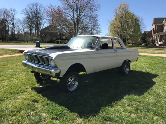 1964 Ford Falcon Gasser 302 Straight axle for sale: photos