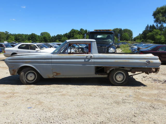 1964 Ford Ranchero Deluxe
