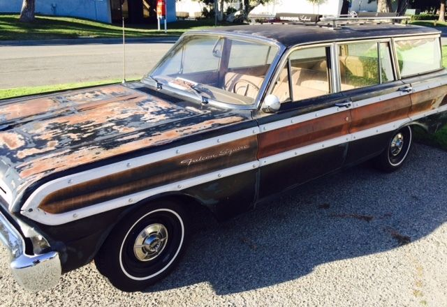 1964 Ford Falcon Squire