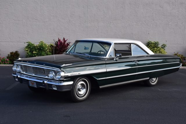 1964 Ford Galaxie 500 289C.I. Auto Power Steering