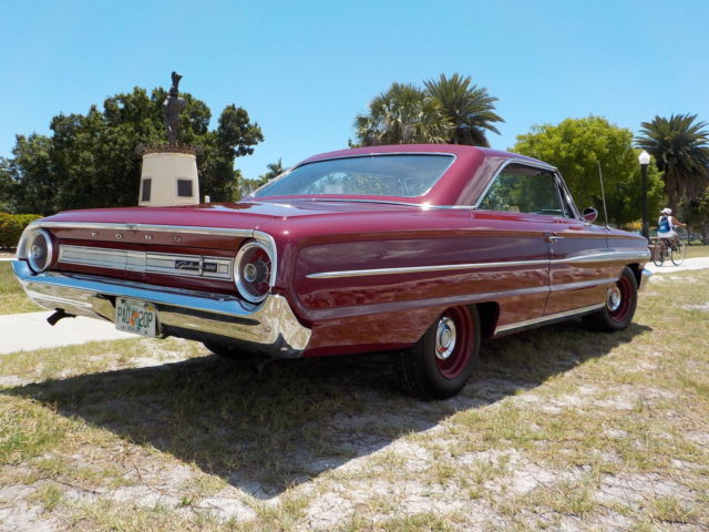 1964 ford galaxie vin location 1948 ford vin location