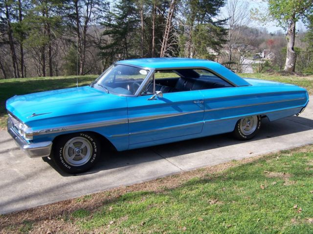 1964 Ford Galaxie 2 DOOR HARD TOP