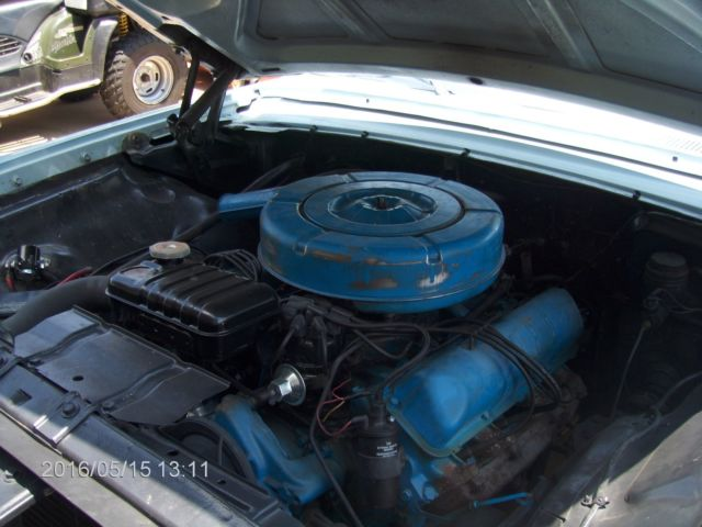 1964 Ford Galaxie 500 Fastback Thunderbird 352 4v Spcl