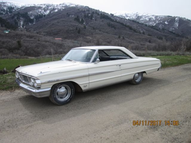 1964 Ford Galaxie Two Door Hardtop