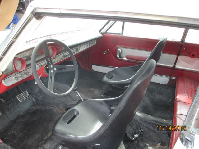 1964 ford galaxie 500 xl vintage stock car look nascar hot rod race car galaxy for sale photos. Black Bedroom Furniture Sets. Home Design Ideas