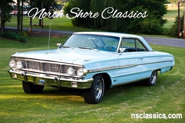 1964 Ford Galaxie -500 XL- 4SPEED/ 428 V8-