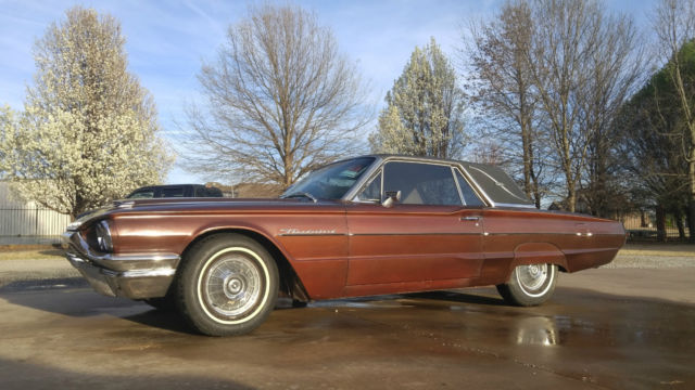 1964 Ford Thunderbird Base