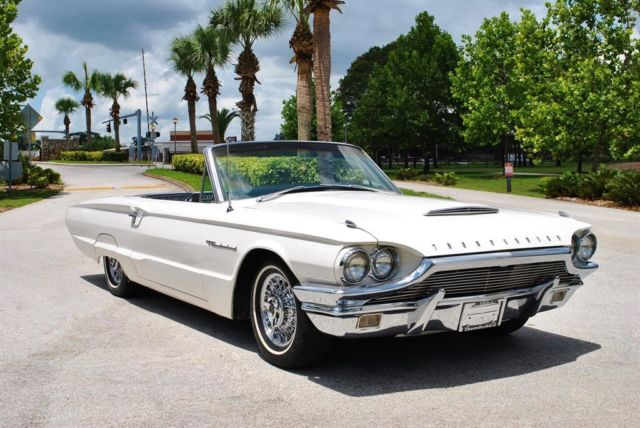 1964 ford thunderbird convertible z code 390 v8 ps pb kelsey hayes rh topclassiccarsforsale com 1964 ford thunderbird starter wiring diagram 1964 ford thunderbird alternator wiring