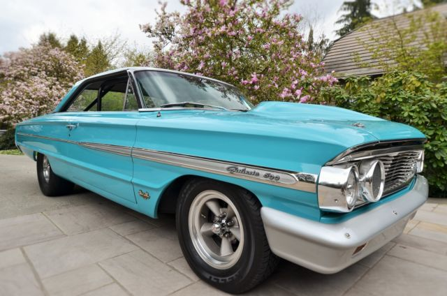 "Used Cars Quad Cities >> 1964 Galaxie 500 ""427 Lightweight Tribute"" for sale ..."