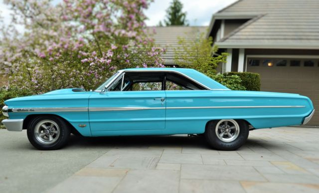 """Used Cars Quad Cities >> 1964 Galaxie 500 """"427 Lightweight Tribute"""" for sale: photos, technical specifications, description"""