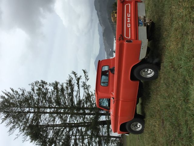 1964 GMC Other 1964 GMC original 4X4 truck