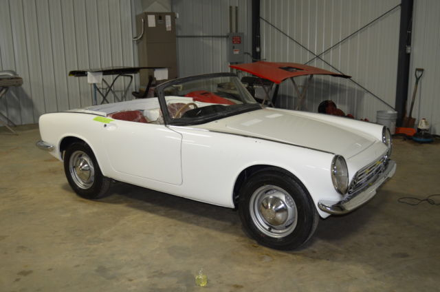 1964 Honda Other S500