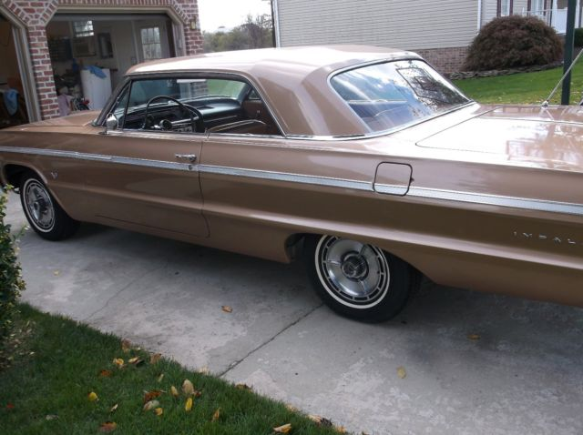 1964 Impala Ss 2 Door Hardtop For Sale Photos Technical