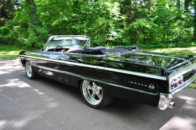 1964 Impalla SS Convertible 409 for sale: photos
