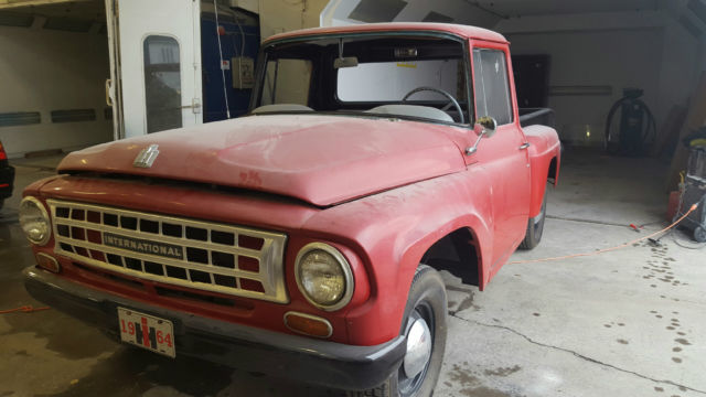 1964 International Harvester C900 Truck Very Rare Find All Original Rust Free For Sale Photos Technical Specifications Description
