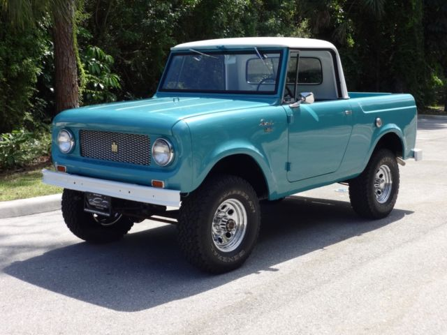 1964 International Harvester Scout Scout 80