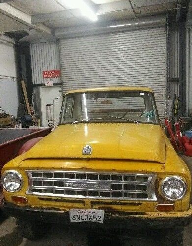 1964 international truck c1200 4x4 for sale: photos