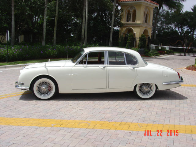 1964 jaguar 3.8s for sale: photos, technical specifications, description