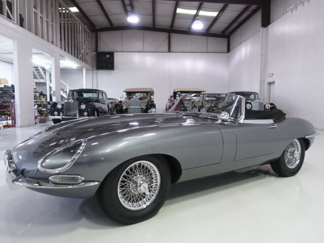 1964 Jaguar E-Type Series 1 3.8 Roadster