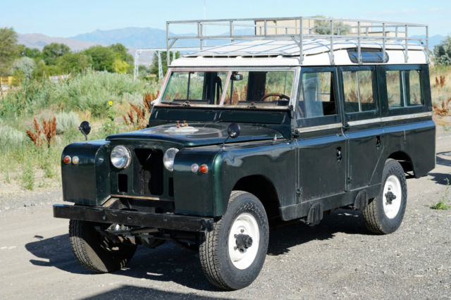 1964 Land Rover Defender