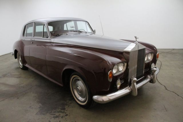 1964 Rolls-Royce Other Left Hand Drive