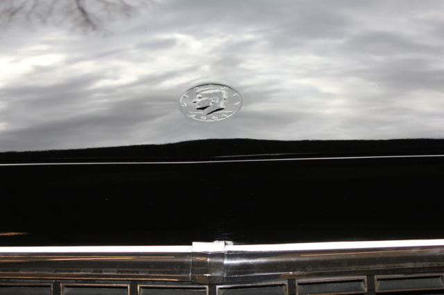 1964 lincoln continental sedan presidential edition daily driver black custom. Black Bedroom Furniture Sets. Home Design Ideas
