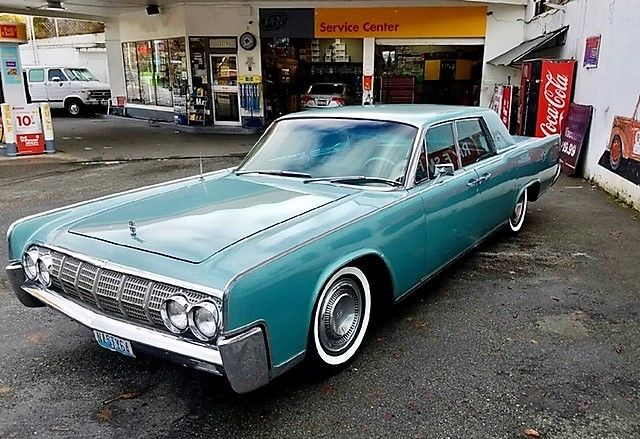 1964 lincoln continental suicide doors survivor low miles and broadcast sheet for sale photos. Black Bedroom Furniture Sets. Home Design Ideas