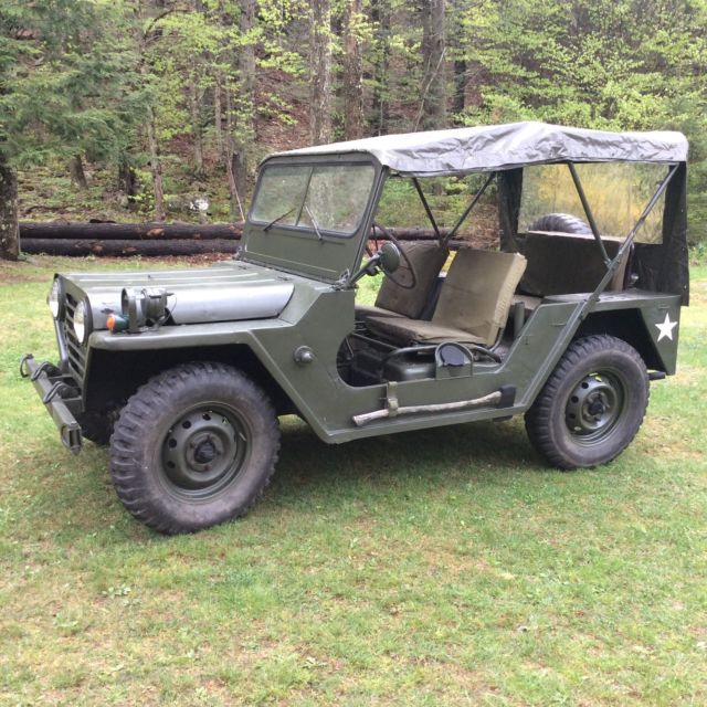 Used Jeeps For Sale In Ny: 1964 M151a1 Military Jeep Mutt M151a2 For Sale: Photos