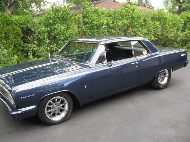 1964 Malibu/Chevelle SS SBC383,auto,clean rust free car,nice paint