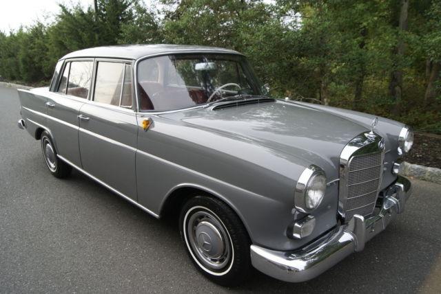 Ebay Motors Classic Cars Mercedes