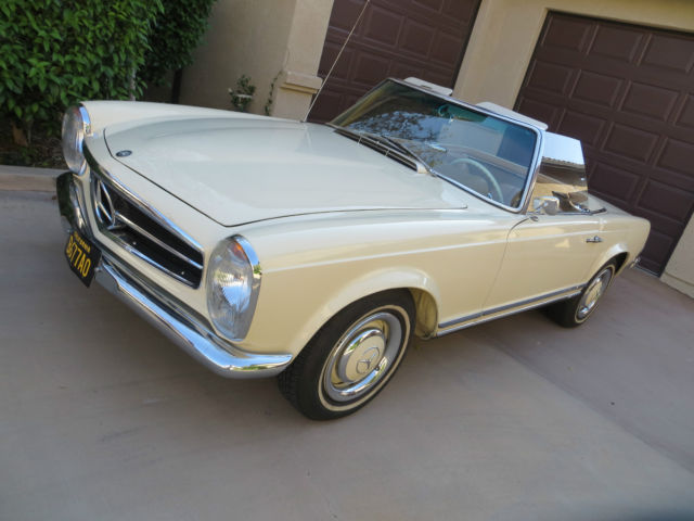 1964 Mercedes-Benz 200-Series 230SL