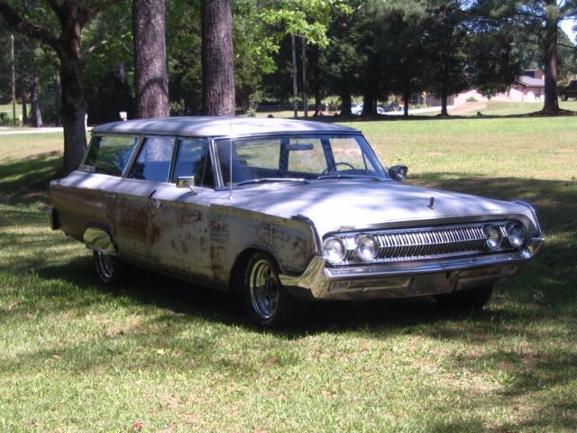 1964 mercury 390 super marauder station wagon for sale photos technical specifications. Black Bedroom Furniture Sets. Home Design Ideas