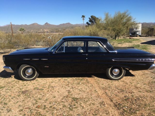 1964 Mercury comet 202 2 door sedan for sale: photos