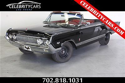 1964 Mercury Park Lane 1964 Mercury Park Lane Convertible W/ 427 SOHC HEM