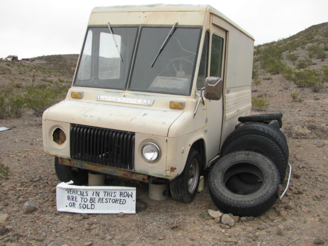 1964 Metro Mite Van for sale: photos, technical