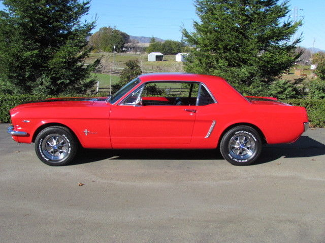 1964 Ford Mustang Coupe GT 350