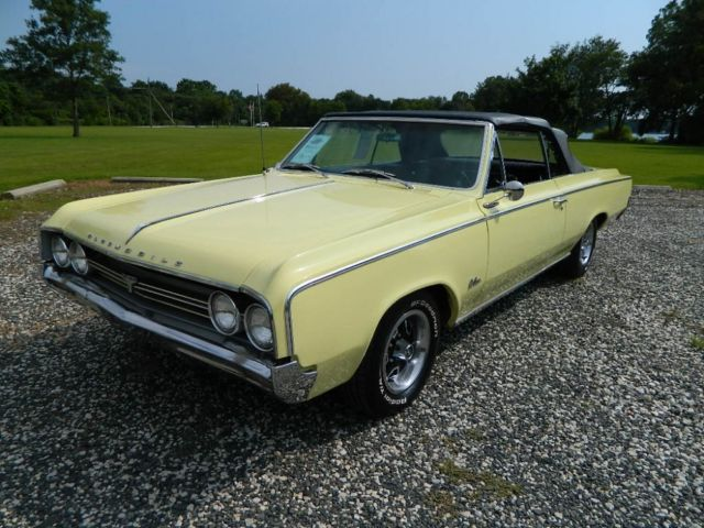 1964 Oldsmobile Cutlass F-85 Convertible