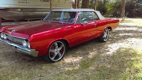 1964 Oldsmobile Cutlass F85